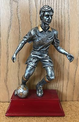 - Soccer Trophy - Free Engraving