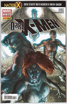 Dark X - Men / Ausgabe 114 / Nation X / Comic / Top Zustand