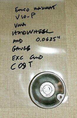 Emco Maximat Blue Vma Parts All Metal Vma Handwheel Gauge C08t