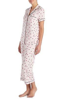 Kate Spade Ladies First Capri Pajamas Set Size Medium M