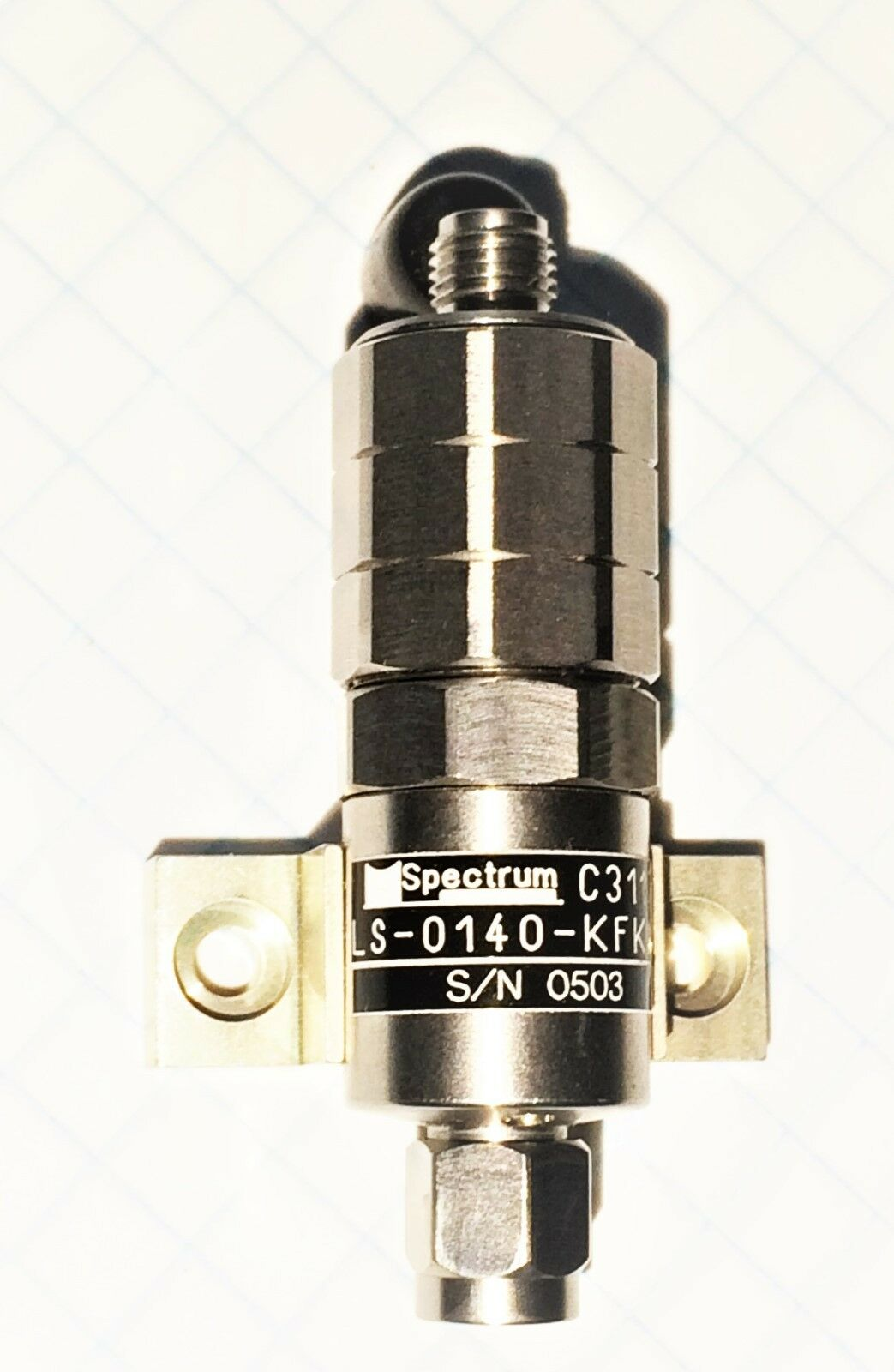 Spectrum Ls 0140 Kfkm Phase Adjustable Adapters Dc To 400 Ghz K Tool Kit 12 Different Tools Circuit Board Repair Zd151 Connector
