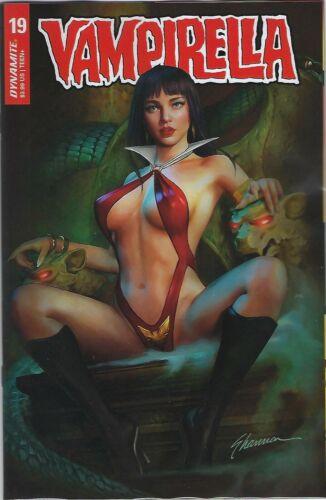 Vampirella # 19 Shannon Maer Variant Cover !!! NM