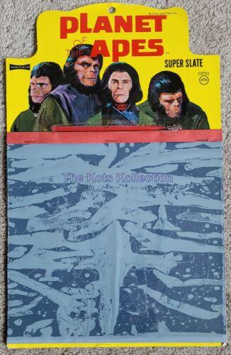 PLANET of THE APES-Magic Super Slate/Saalfield/APJAC Productions-Unused-1974