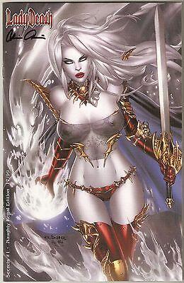 Lady Death Secrets 1. Naughty Regal Edition. Ltd 99. Phoenix CC Flash Exclusive.