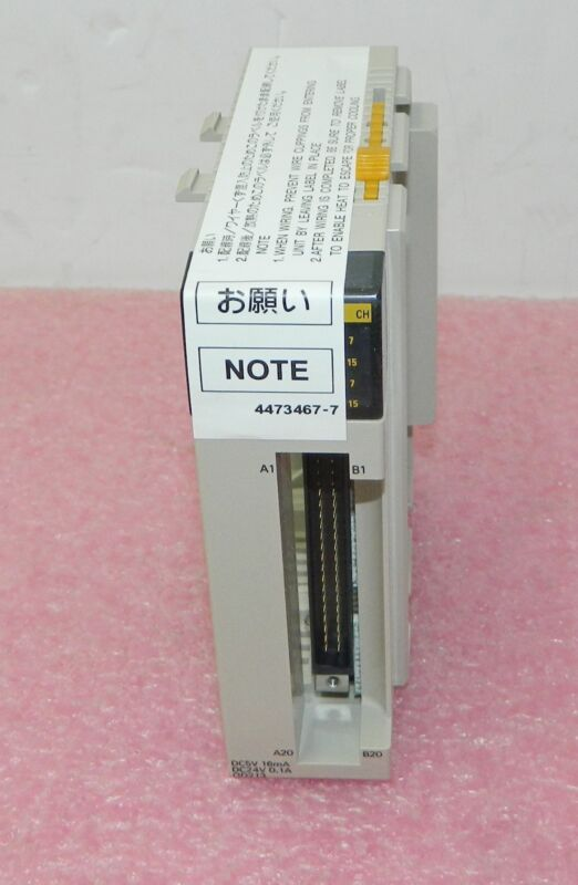 New Omron CQM1-OD213 Output Module
