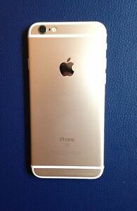iPhone 6S, 16G, gold unlocked