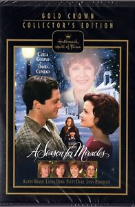 A Season for Miracles (DVD) Hallmark Gold Crown Collector's Edition  BRAND NEW