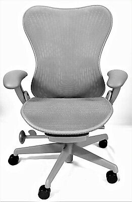 Herman Miller Mirra Aeron Chair Wfully Adjustable Features