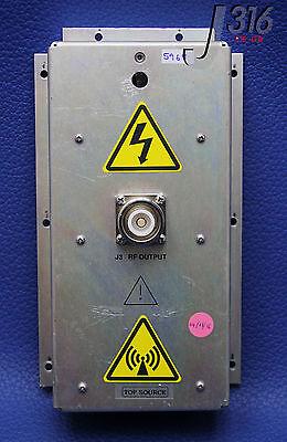 5969 Applied Materialseto Rf Gen 2.0 Mhz Watt Meter Abx-x276 Abx-x23 Arx-x250