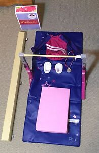 Gymnastics  set plus outfit for American girl dolls
