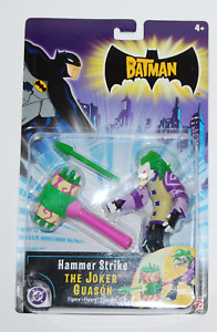 THE BATMAN HAMMER STRIKE THE JOKER