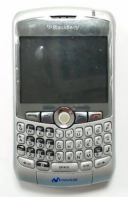 BlackBerry Curve 8310 - GSM Unlocked Quadband GPS Bluetooth microSD Smart Phone