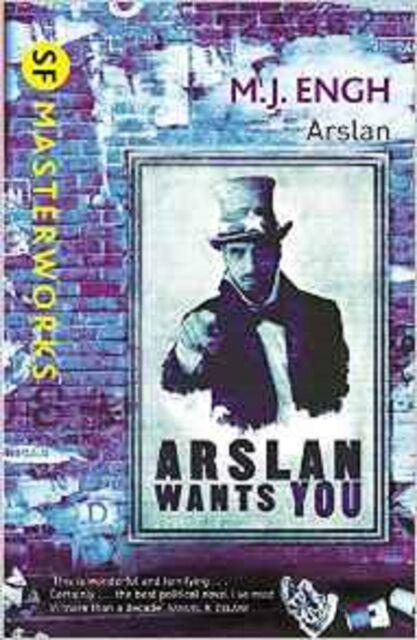 Arslan by M.J. Engh, Book, New (Paperback)