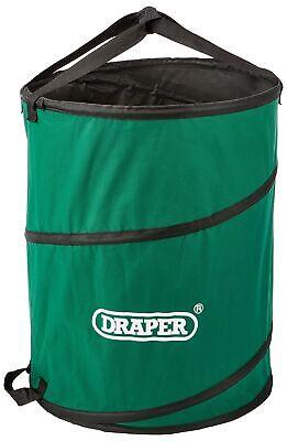 Draper PUTB/D General Purpose Pop Up Tidy Bag, Green, 560 x 720 mm 34041