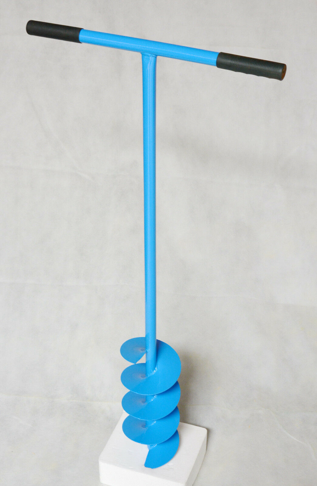 250mm Erdlochbohrer Hand Gartengeräte bohrer Pfahl Brunnenbohrgerät Werkzeug