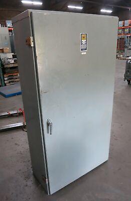 Square D Circuit Breaker Enclosure 3r W 800a Nal368001021 Enclosed 800 Amp