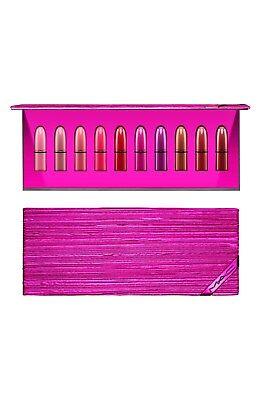 BNIB MAC Cosmetics SHINY PRETTY THINGS 10 Piece LIP KIT Diva Snob Twig AUTHENTIC for sale  Shipping to Canada