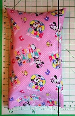 Minnie Mouse & Daisy Duck Happy Helpers - Sm Pillow Case & Travel/Toddler - Minnie Daisy