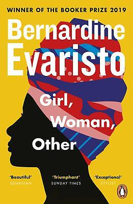 Girl, Woman, Other: WINNER OF THE BOOK by Bernardine Evaristo New Paperback Book