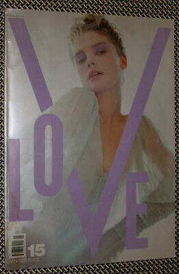 V Magazine, No.15, Mario Testino, Isabella Blow, Bill Cunningham, Lagerfeld