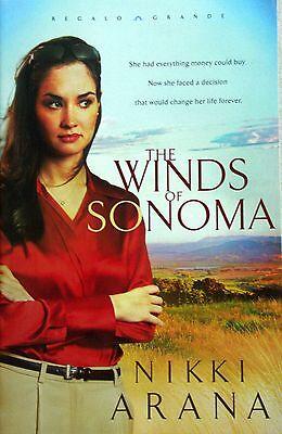 THE WINDS OF SONOMA ~ COST $12.99 ~ Regalo Grande Series #1