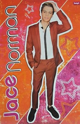 JACE NORMAN - A3 Poster (ca. 42 x 28 cm) - Clippings Fan Sammlung NEU