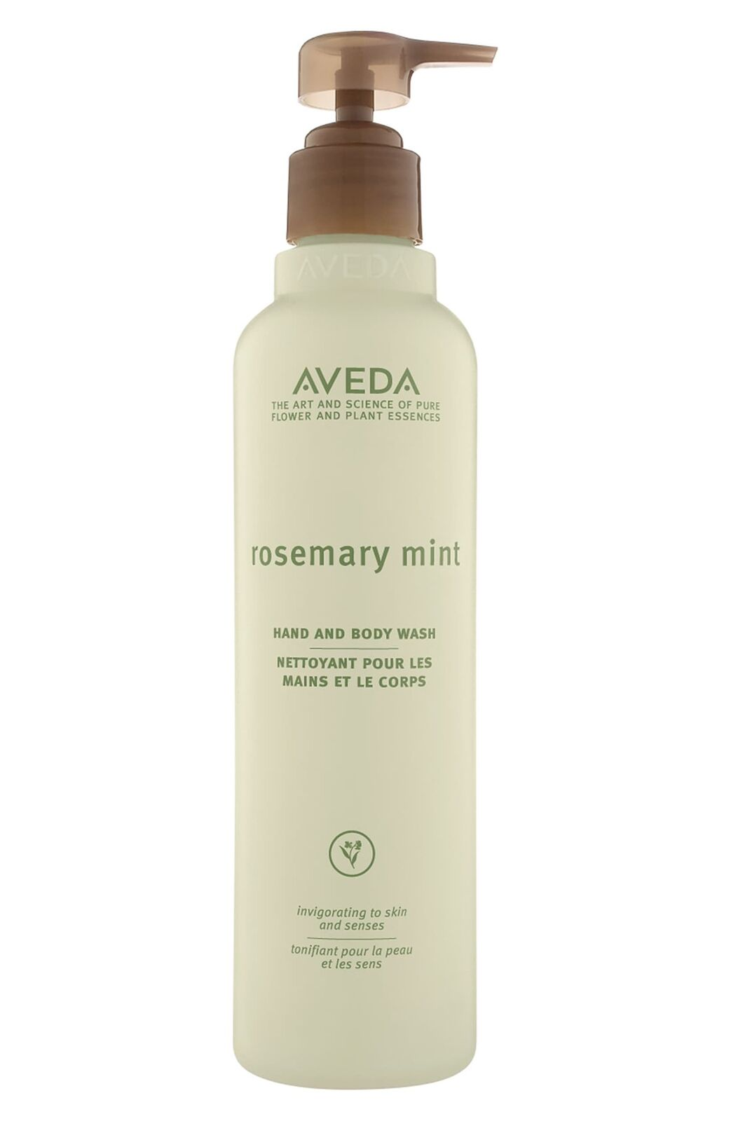 Aveda Rosemary Mint Hand/Body Wash, 8.5 Ounce
