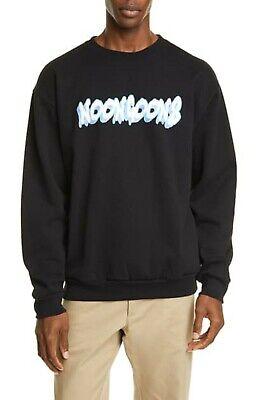 Noon Goons Wave Logo Sweatshirt black 2XL