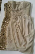 Designer Strapless dress - Size 12 Bardwell Park Rockdale Area Preview