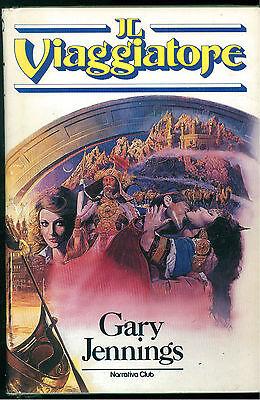 JENNINGS GARY IL VIAGGIATORE  EUROCLUB 1985 AVVENTURA FANTASY
