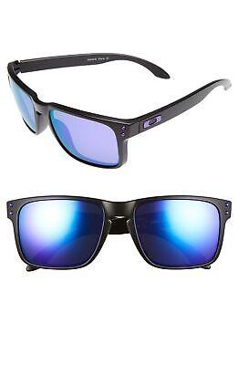 Oakley Matte Black-Violet Iridium Julian Wilson Holbrook Sunglasses 169597 (Julian Wilson Oakley Holbrook)