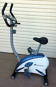 exercise bike adjustable magnetic resistance, works well, & quiet Belmont Lake Macquarie Area Preview