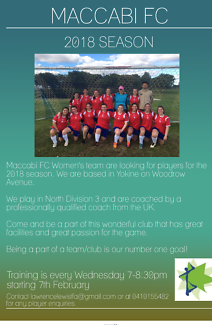 Women Soccer Players Wanted!!!