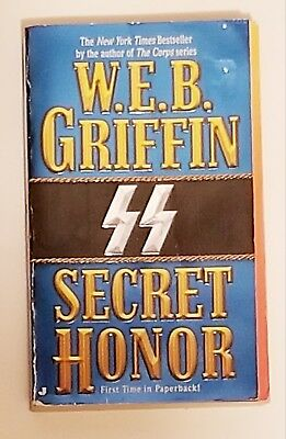 WEB Griffin Secret Honor On Line Book Store Sale Buy Books Cheap Online Discount