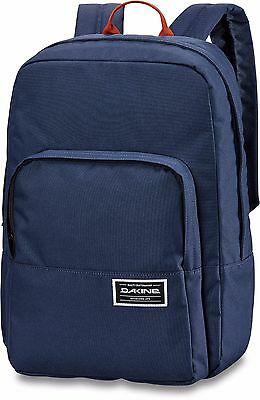 "Dakine CAPITOL 23L Womens Padded 15"" Laptop Backpack Bag Dark Navy NEW Sample"