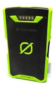 Goalzero Venture 70 Black Battery Charger