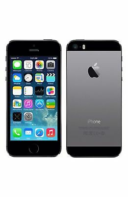 Apple iPhone 5S 16GB Unlocked GSM TMobile ATT 4G LTE Smartphone  Space Gray