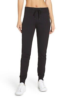 Zella Taryn Luxe Jogger Pants Women's Black Size Medium