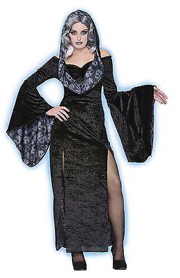 Spirited Kleid, Spuk weiblich, Halloween, Frauen Kostüm #DE ()