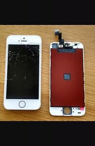 iPhone 5S LCD replacement Lidcombe Auburn Area Preview