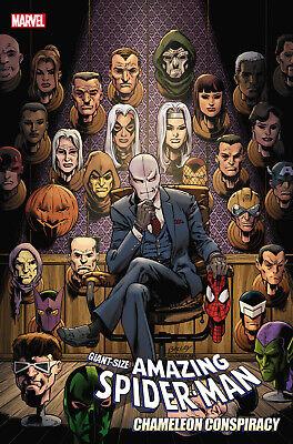 Amazing Spider-Man: Chameleon Conspiracy #1 DIGITAL CODE Marvel - August 2021