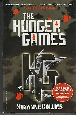 The Hunger Games by Suzanne Collins (Paperback, 2009) for sale  Shipping to Nigeria