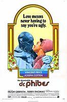 Film Riproduzione Abominible Dr Phibes Poster Stampa A3 Questo È Un Poster -  - ebay.it