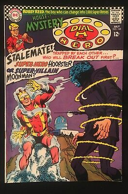 House of Mystery #168 (Jul 1967, DC)