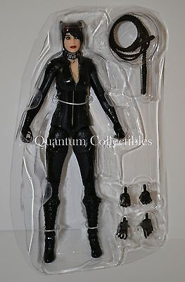 *NO BOX* Catwoman (Batman:Arkham Knight) Action Figure DC Comics Collectibles