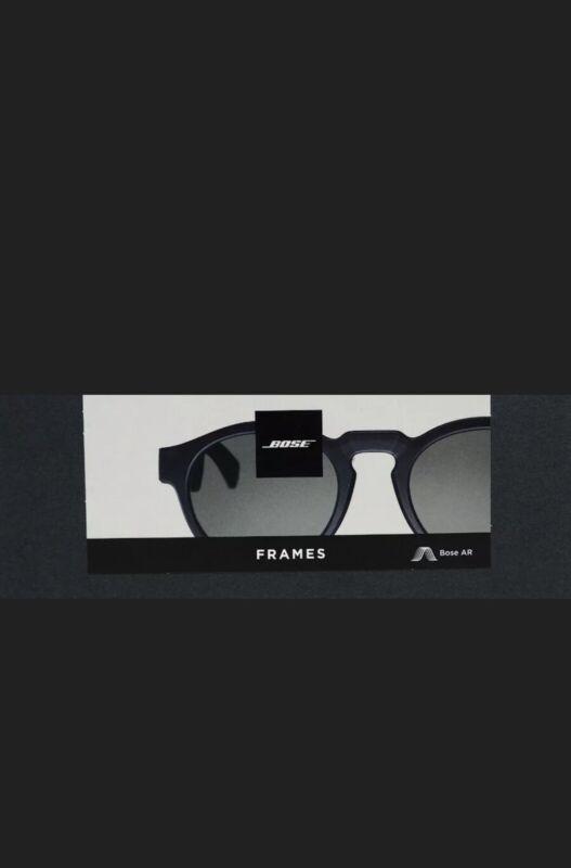 *Brand New* Bose Frames Rondo Bluetooth Audio Sunglasses Integrated Microphone
