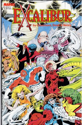 Excalibur Special Edition 1987 #1 Near Mint/Mint