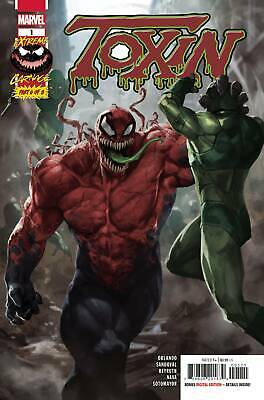 Extreme Carnage Toxin #1