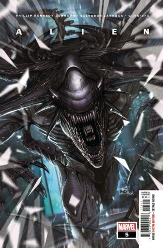 Alien #1-5 | Select Main & Variants Covers | Marvel Comics NM 2021