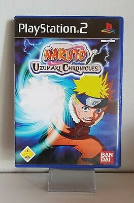 Naruto - Uzumaki Chronicles PS2 OVP+Anleitung A5055 (Uzumaki Chronicles 2)